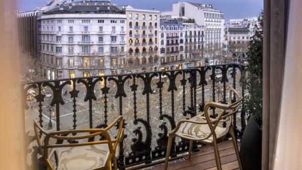 Бронирование отелей в Барселоне