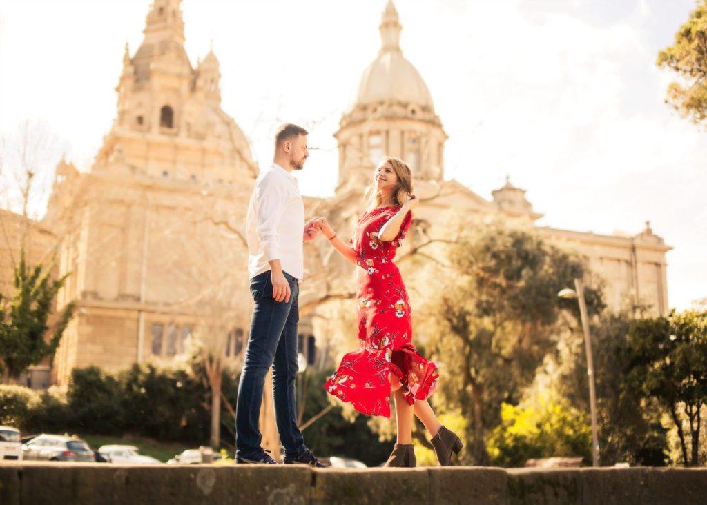 Love story фотосессии в Барселоне www.waybarcelona.com/wedding-barcelona/